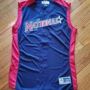 """MLB 2019 All Star Game """" National League """" Jersey!"""